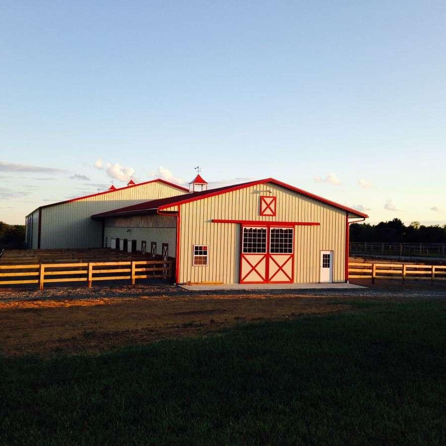 Whistle Jacket Farm