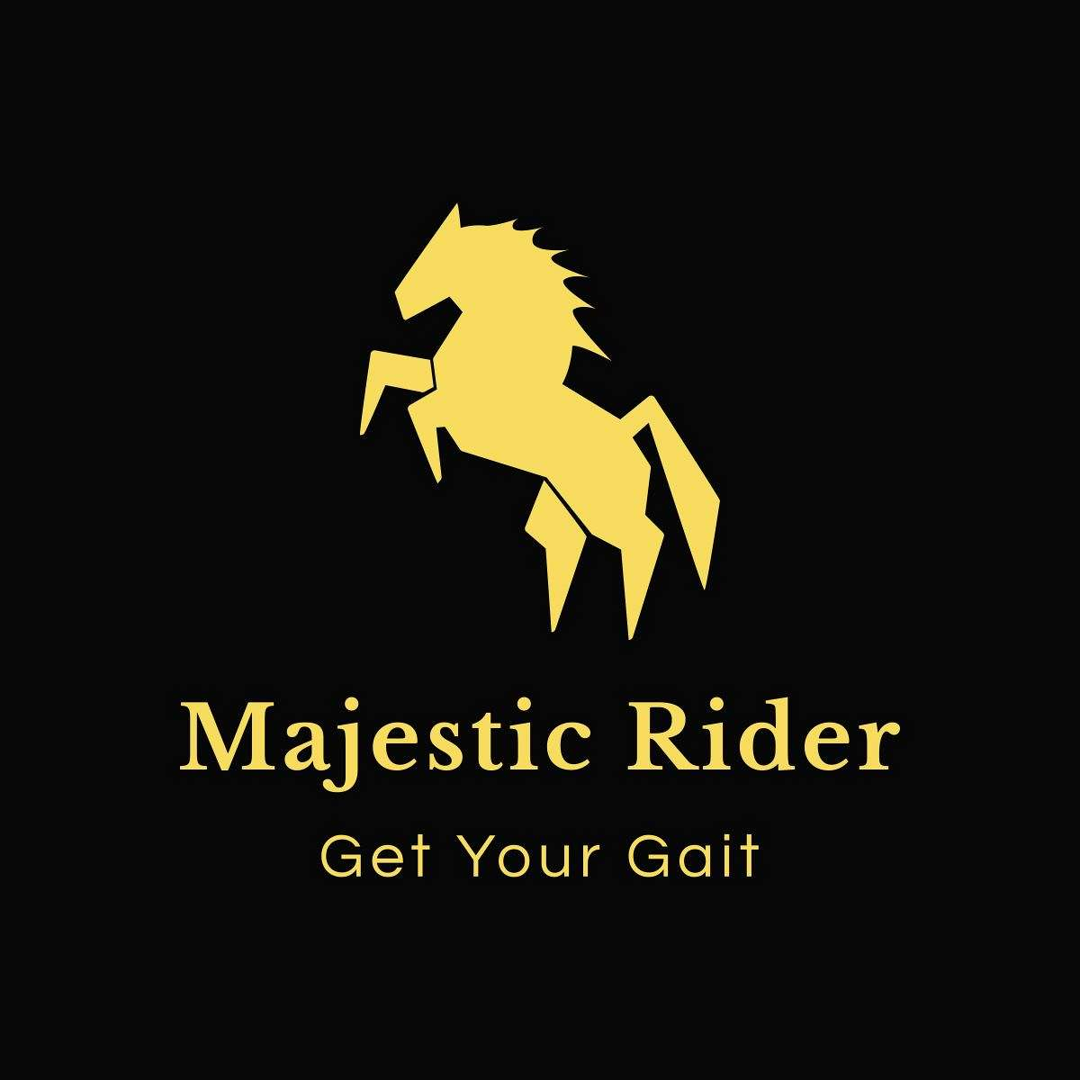 The Majestic Rider- Owner and Trainer Gaye DeRusso