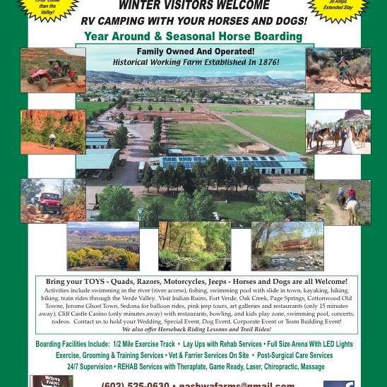 Nashwa Farms Camp Verde Arizona