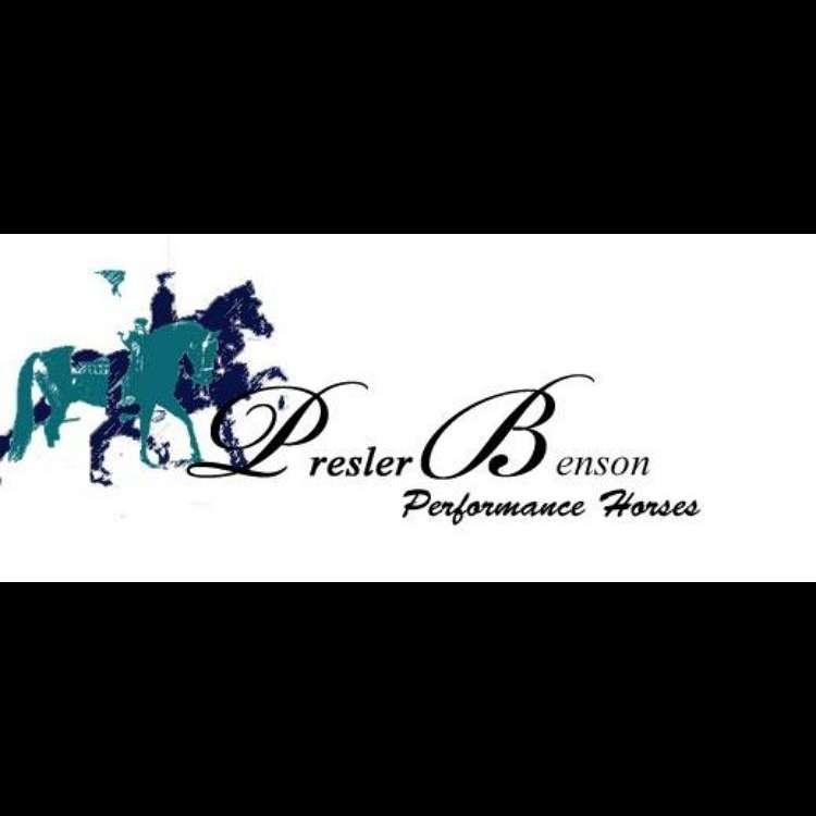 Presler Benson Performance Horses