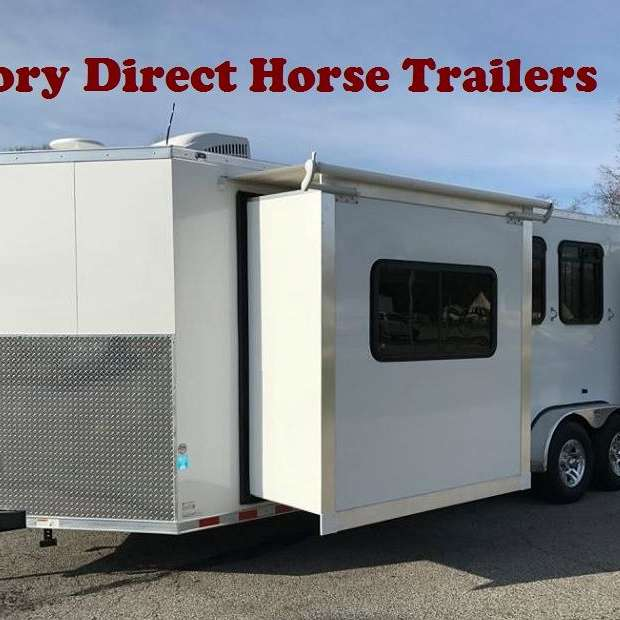 Factory Direct Horse Trailers