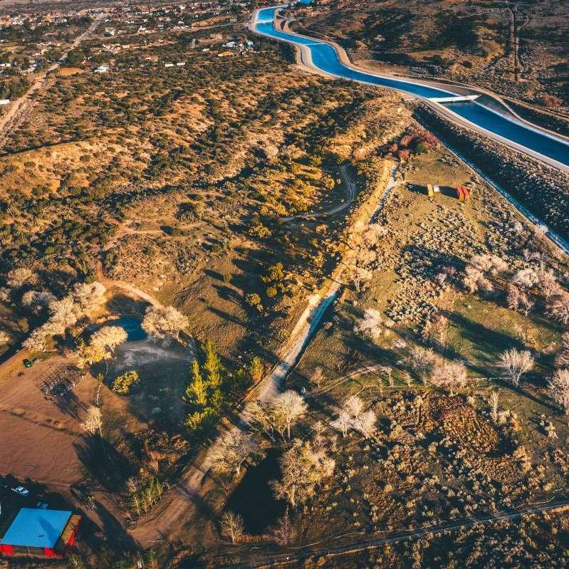 Double Barrel Springs Ranch