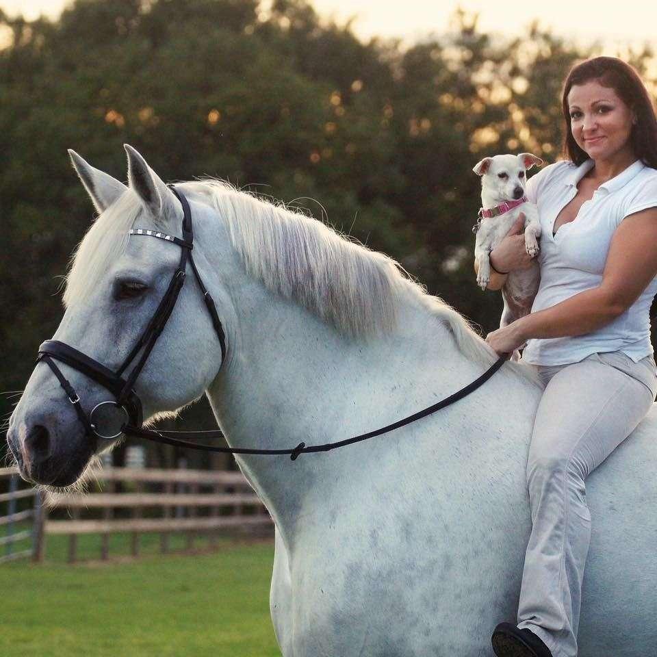 Equine Training Services by Melissa A. Landwersiek