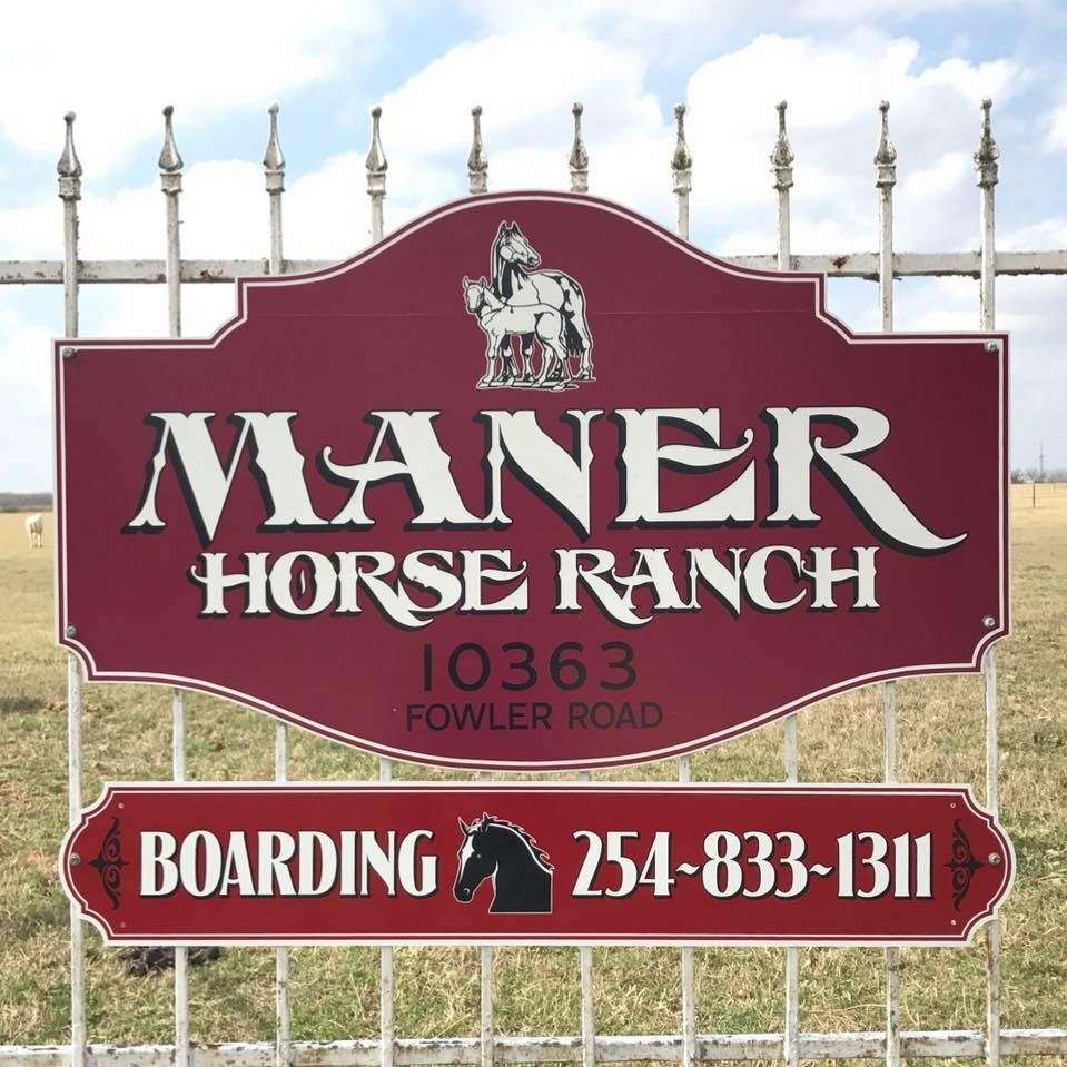 Maner Horse Ranch and Boarding