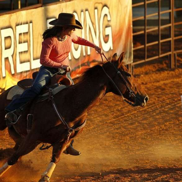 Gulf Coast Barrel Racing