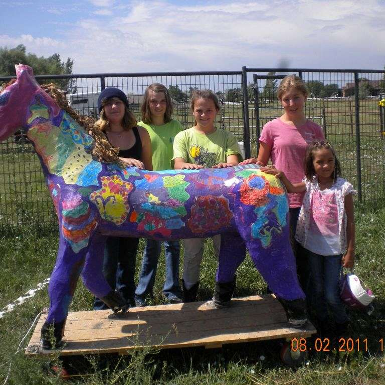 Running Wolf Riding Center-Kids and Adult lessons