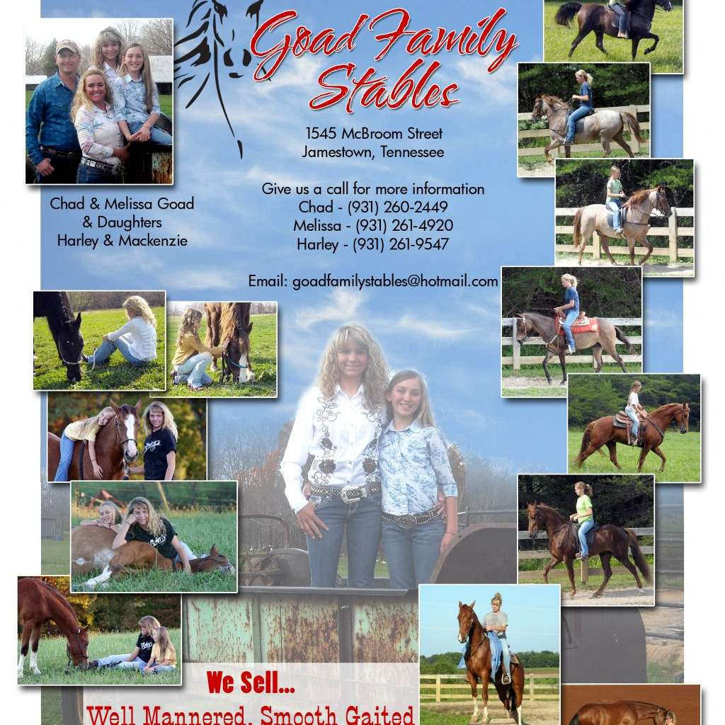 Goad Family Stables