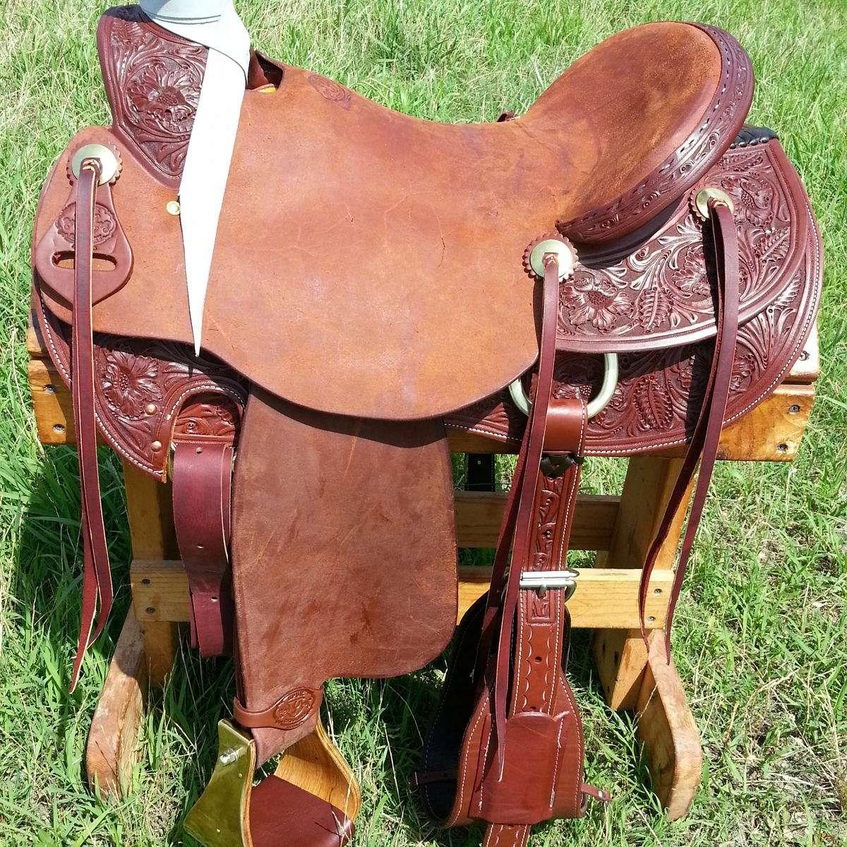 Saddle Silo