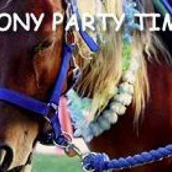 Pony Party Time