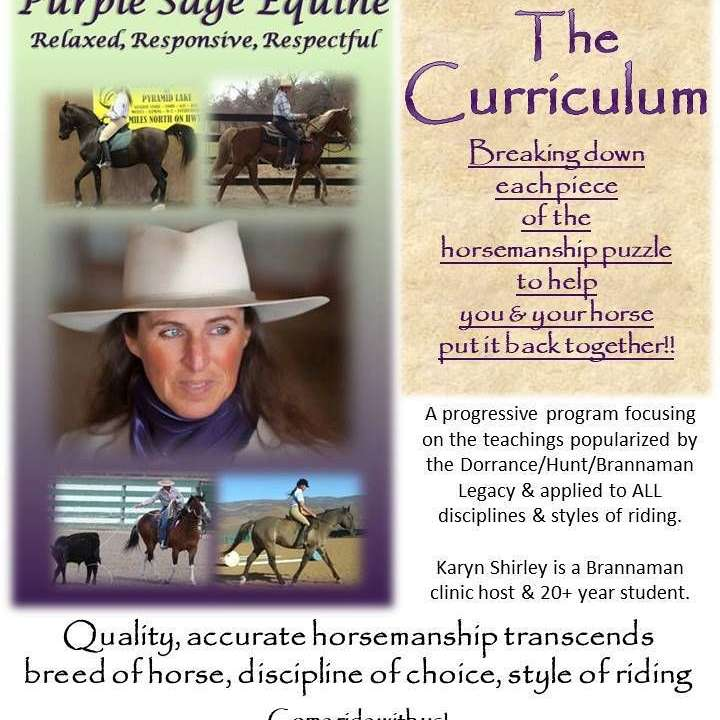 Purple Sage Equine Services