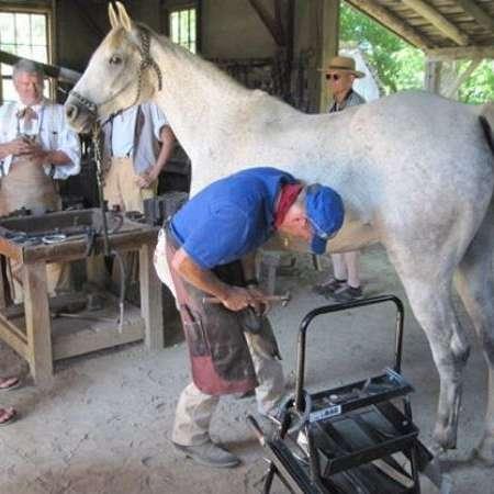 Richard's Horseshoeing