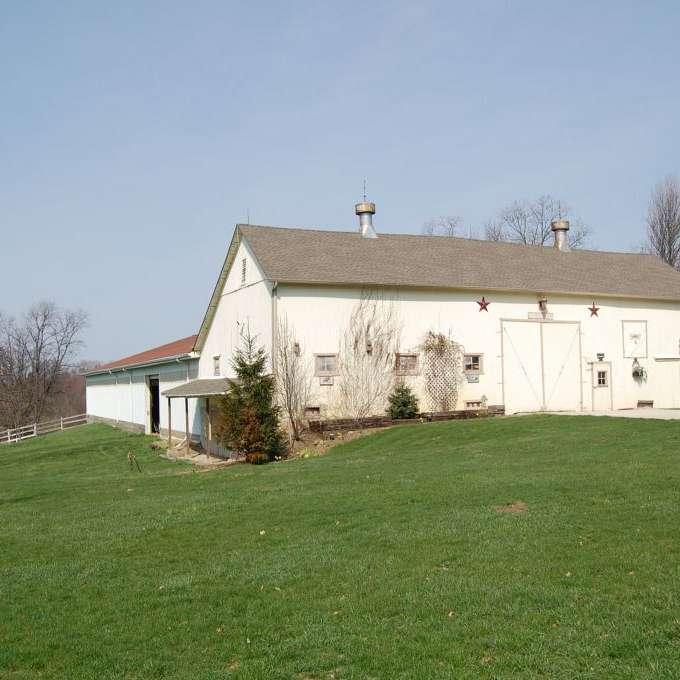 Richfield Ohio Horse Property