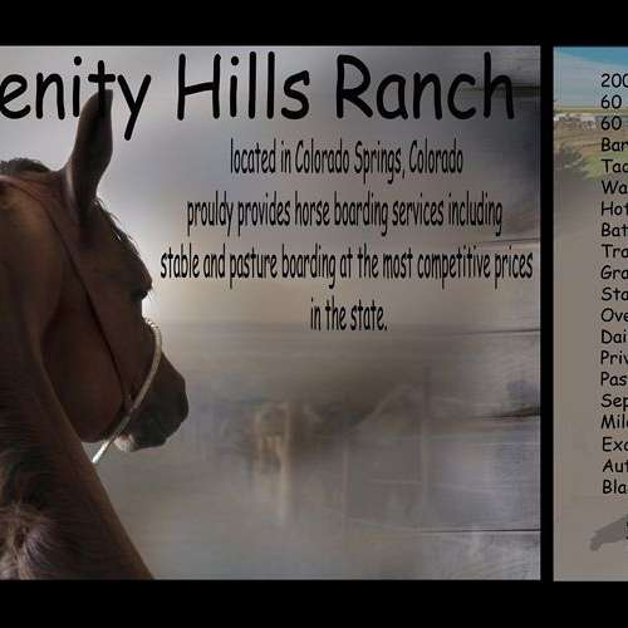 Serenity Hills Ranch LLC