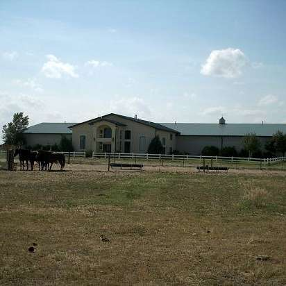 CC THOROUGHBRED FARM and BLACK BLUFFS EQUESTRIAN C