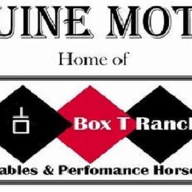 Equine Motel - Box T Ranch