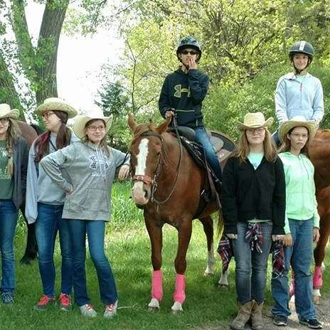 Christine's Horseback Riding