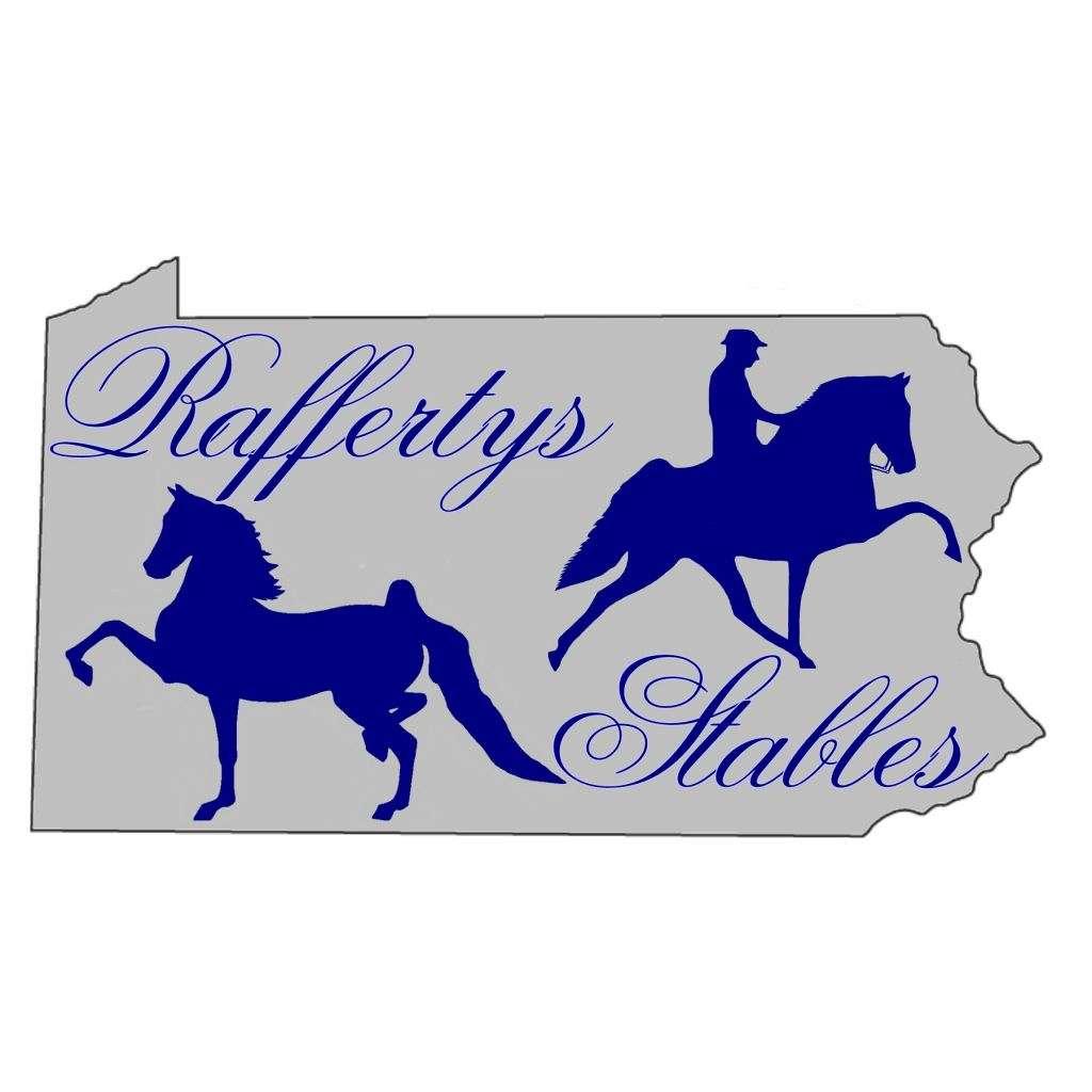 Raffertys Walking Horse and Saddlebred stable - TT