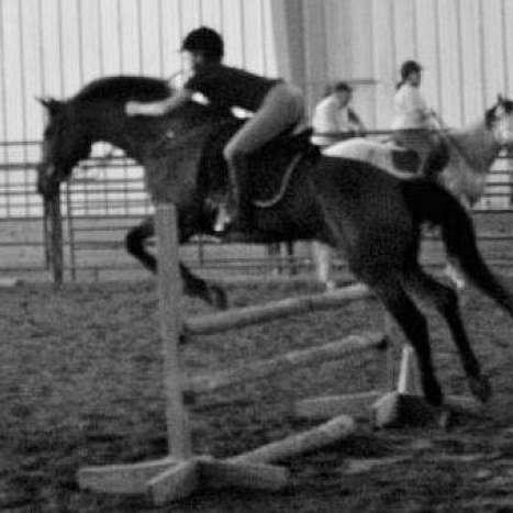 German Girl Classical Equine Academy