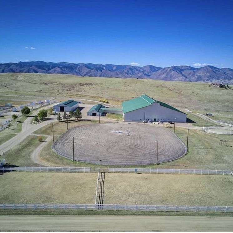 Zuma's Rescue Ranch  American Sport Horse Stables