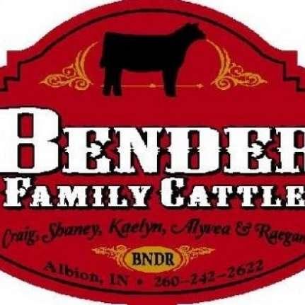 Bender Family Cattle