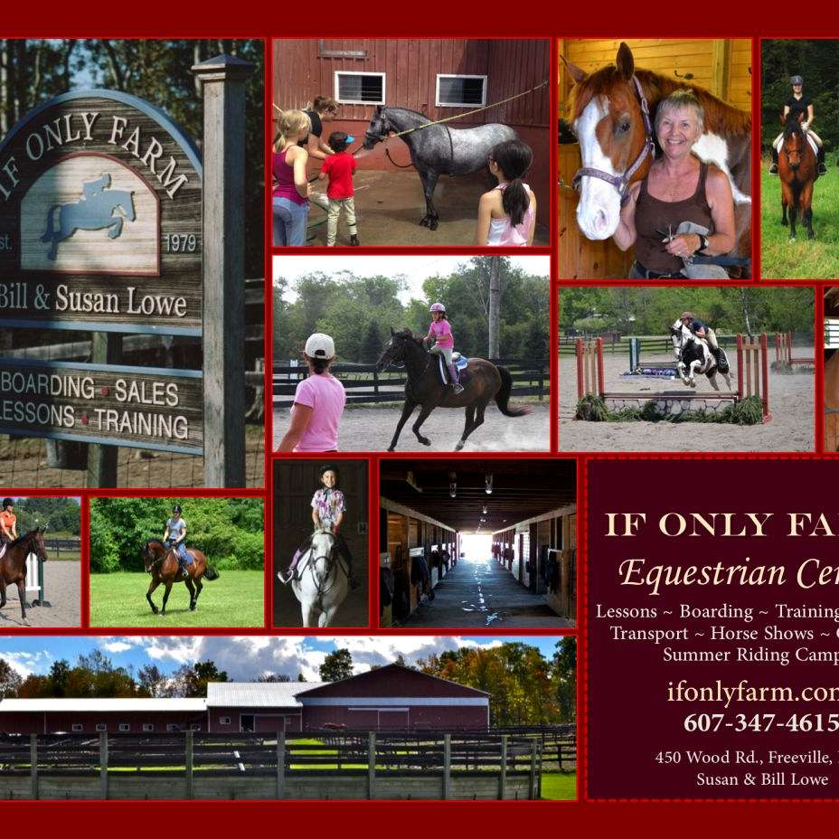 If Only Farm Equestrian Center