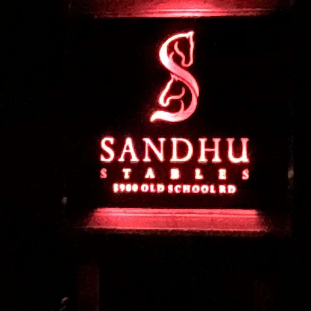 Sandhu Stables