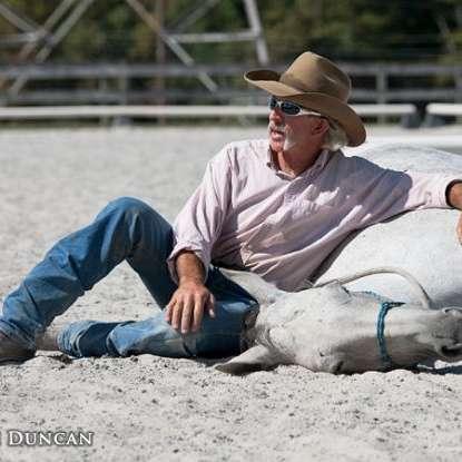 Samuel Brown Natural Horsemanship Training