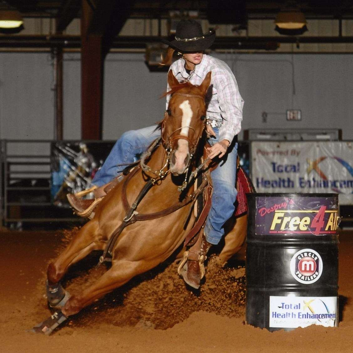 Rafter K Ranch - Texas Barrel Horses