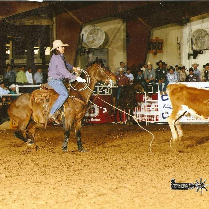 DELACRUZ ROPE HORSES
