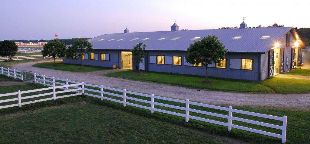 West Neck Creek Equestrian Center On Equinenow