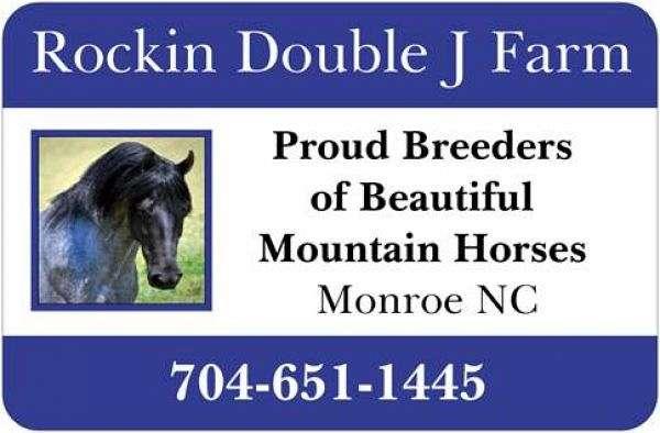 Rockin Double J Farm On Equinenow