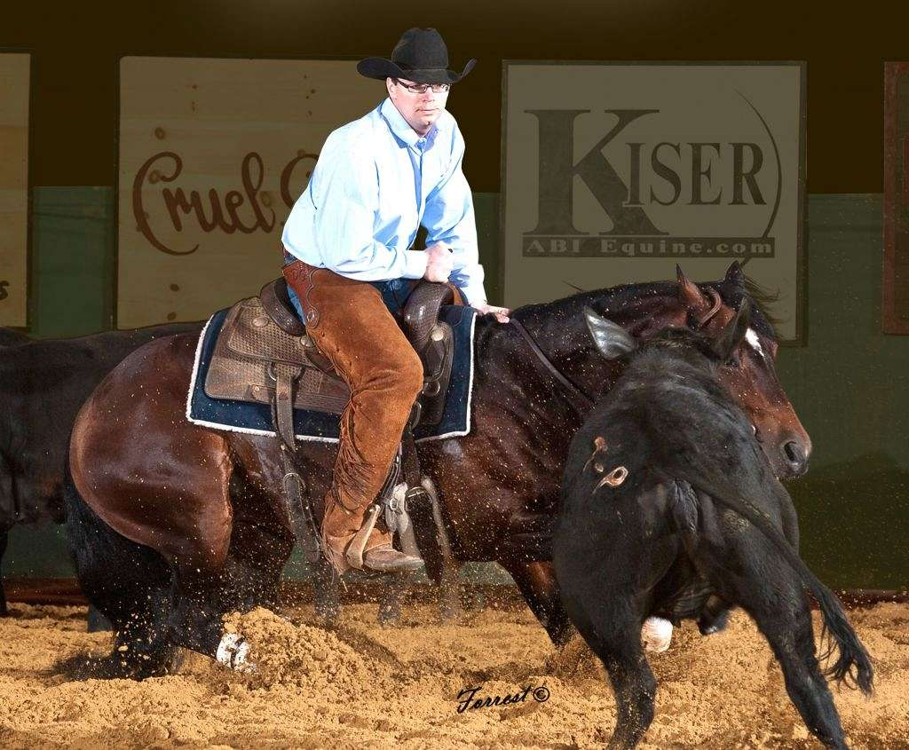 Dusty Givan Cutting Horses On Equinenow