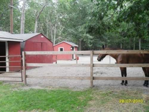 Small horse farm on equinenow for Small horse farm plans
