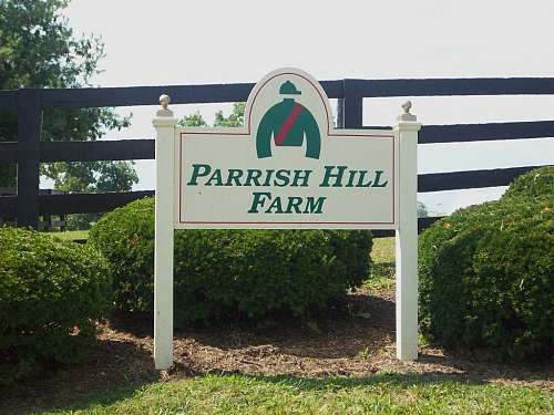 Parrish Hill Farm On Equinenow