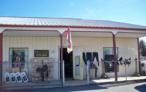 Re Ride Consignment Tack Shop On Equinenow