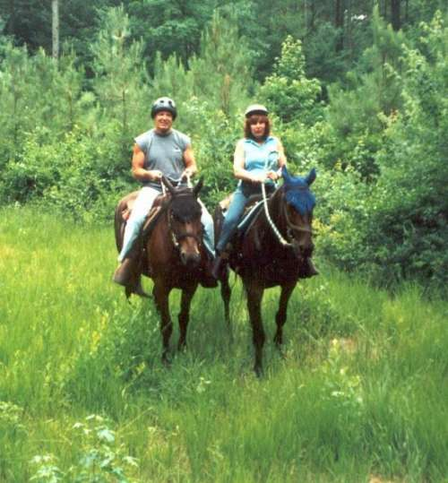 Hoof Prints Trail Riding Center On Equinenow