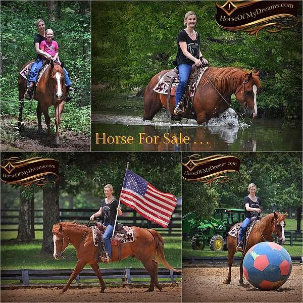 blaze-horse
