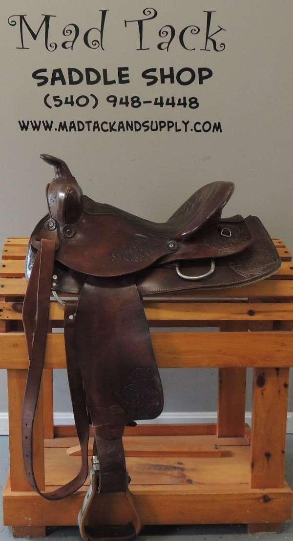 brown-all-around-saddle